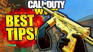 COD WW2 HOW TO WIN GUNFIGHTS IN WORLD WAR 2! BEST TIPS COD WW2 HOW TO WIN MORE GUNFIGHTS!