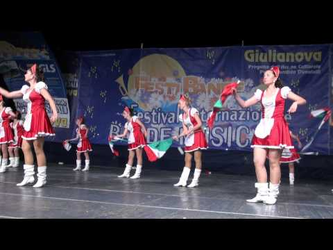 Dream Dance Majorette and Show Dance Group - Ungheria - XIV Festival Internazionale Bande Musicali