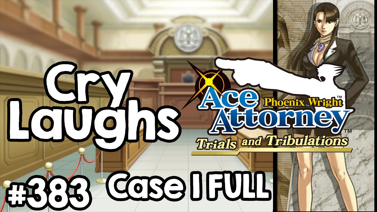 Turnabout Memories [FULL]   Phoenix Wright: Trials and Tribulations