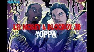 Lil Mosey, BlocBoy JB - Yoppa (sub.español) LYRICS