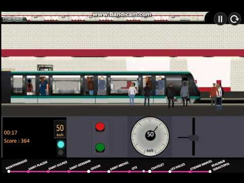 paris metro simulator ligne 4 v14 youtube. Black Bedroom Furniture Sets. Home Design Ideas