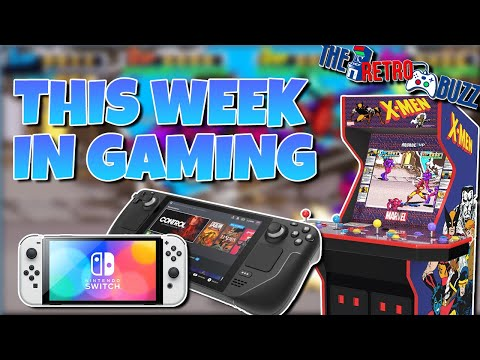 Arcade1Up News - Steam Deck, Switch OLED & More! from COOLTOY