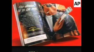 USA: CHILDREN TARGETED IN CIGARETTE ADVERTISEMENT ACCUSATION