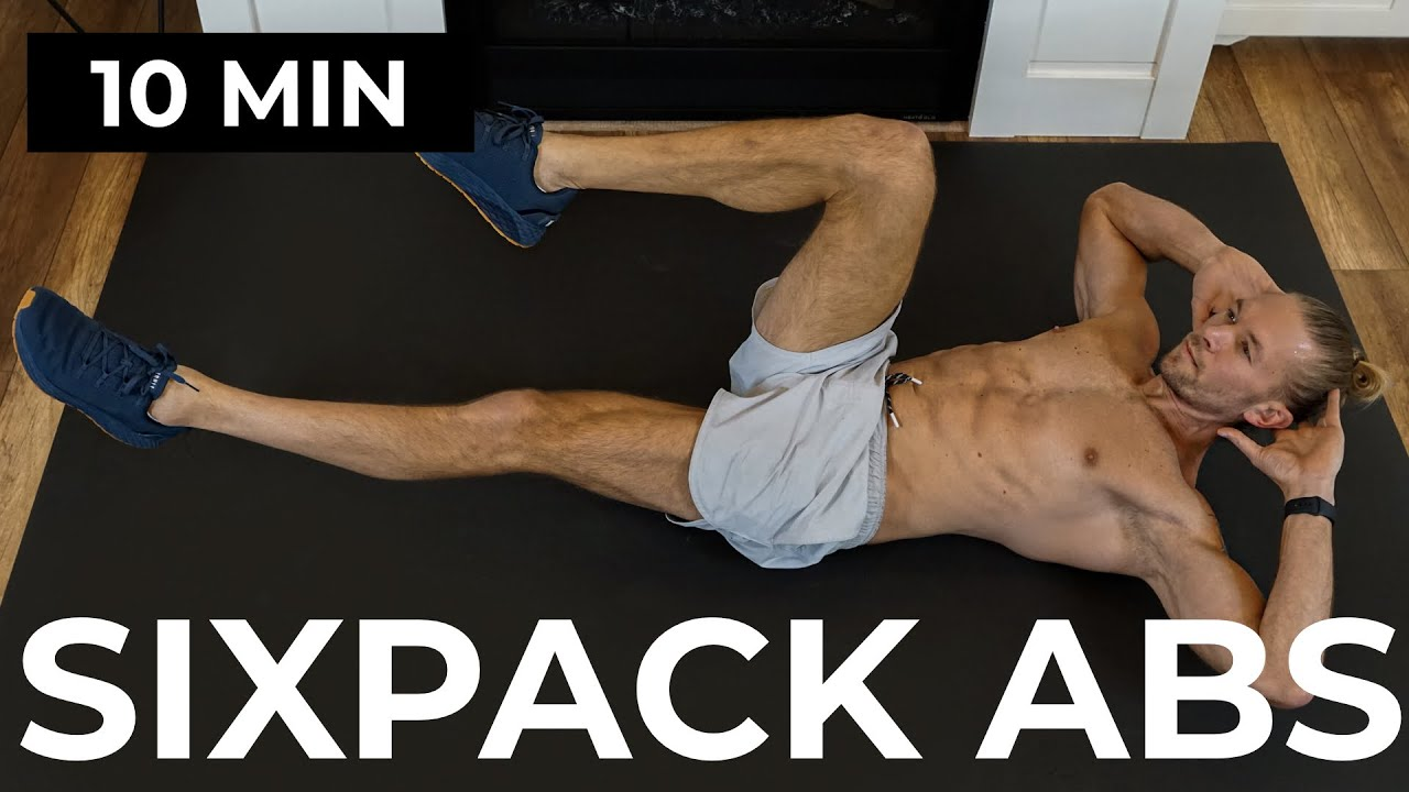 Download 10 Min Abs   SIXPACK WORKOUT   No Equipment