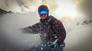 GOOD TIMES SNOWBOARDING in Chamonix-Mont-Blanc