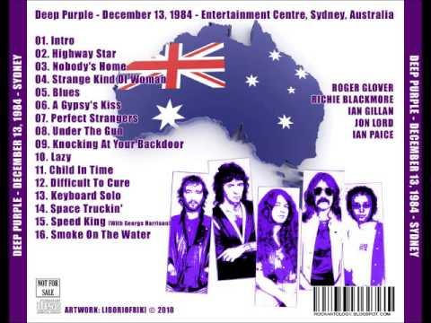1984-12-13 - Entertainment Centre, Sydney, Australia (Reborn)