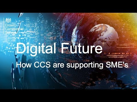 How CCS are supporting SME's - eMeet the Buyer Interview