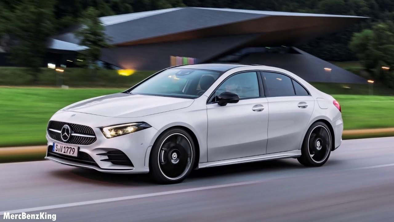 2019 mercedes a class sedan 2019 - new sedan full amg features interior exterior