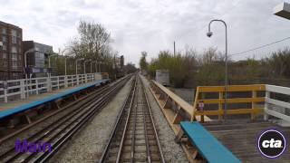 CTA Ride the Rails: Purple Line to Howard