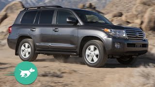 2015 Toyota LandCruiser 200 Review by ChasingCars.com.au