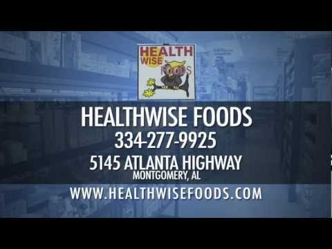 Amazing River Region visits Health Wise Foods, Incmery , AL334 277-9925