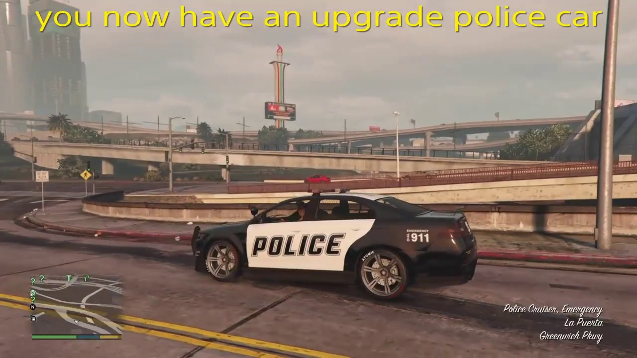 How to customize Police cars in GTA 5! (ps3,ps4,xbox 360,xbox one)