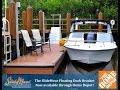 Ship Shape TV Floating Dock Bracket Segment