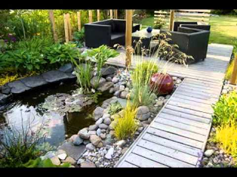 Simple Garden Ideas YouTube