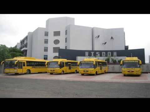 G D Goenka International School, Surat Campus Tour