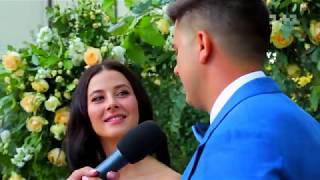 Анастасия Кожевникова вышла замуж и покинула группу «ВИА Гра» + репортаж со свадьбы