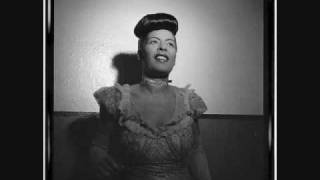 Billie Holiday I Cried for You