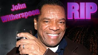 RIP John Witherspoon Tribute | Funny Moments From 3 Films