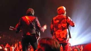 [Concert LIVE] Amssétou, -M- Matthieu Chedid, Fixi et McAnuff, le 14 Décembre 2013 à Bercy