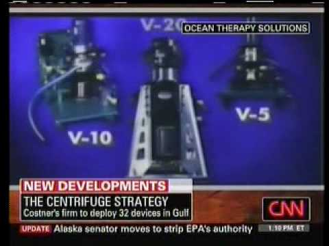 John Houghtaling & Patrick Smith  Discuss Ocean Therapy Centrifuge Device