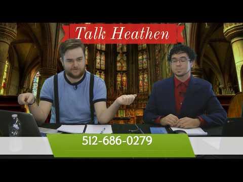 Talk Heathen 01.01 with Eric Murphy & Jamie