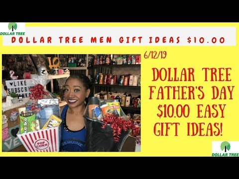 DOLLAR TREE 🌳 $10.00 FATHERS DAY GIFT IDEAS~EASY SIMPLE INEXPENSIVE DIY FATHERS DAY GIFT IDEAS
