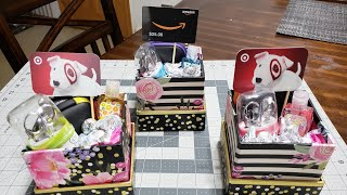 #diymothersdaygiftbox #dollartree  DIY Mothers Day Gift Boxes /  Basket