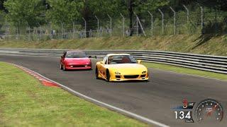 Zapętlaj A Completely Normal Race In Assetto Corsa | G A S T E N C E