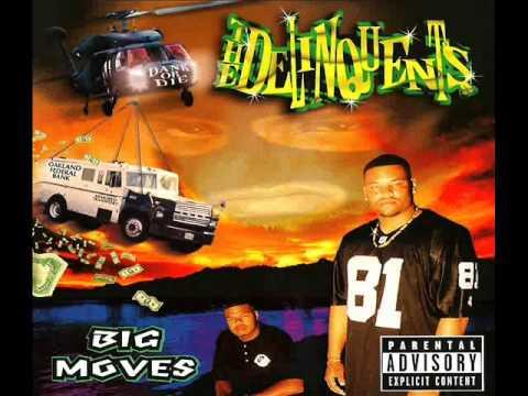 The Delinquents - Big Licks