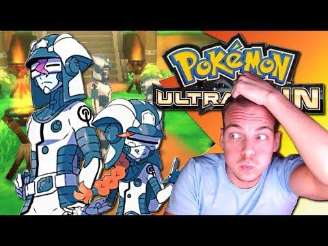 Pokémon Ultra Sonne / Ultra Sun [Nuzlocke] #2 Merkwürdige Portalreisende!