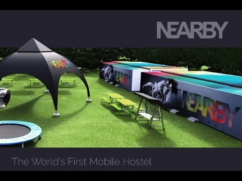 Nearby - The World's First Mobile Hostel