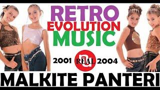 RETRO - MALKITE PANTERI - Music Evolution (2001-2004) Маленькі Пантери - Музичної Еволюції