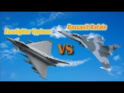 Eurofighter Typhoon VS Dassault Rafale, which is more in demand ?