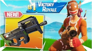 🔴 NEW FORTNITE SKINS TODAY! COMPACT SMG NERF! (Fortnite: Battle Royale)