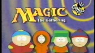 South Park 1997 Magic the Gathering Commercial