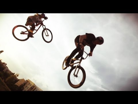 BMX Brothers Travel through Poland
