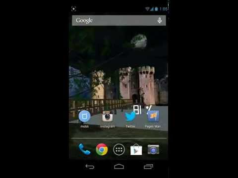 Clash Of Medieval Castle Live Wallpaper
