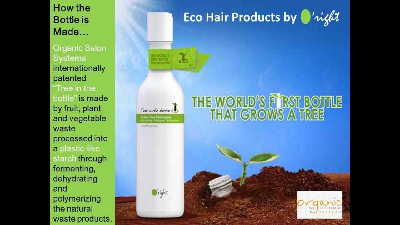 Introducing O\'right Organic Hair Care \