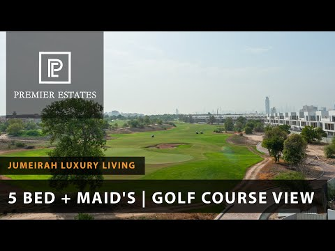 Luxury 5 Bedroom + Maid's in Jumeirah Luxury Living