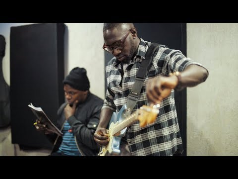 Sauti Sol - Rewind Music Video Shoot (Behind the Scenes)