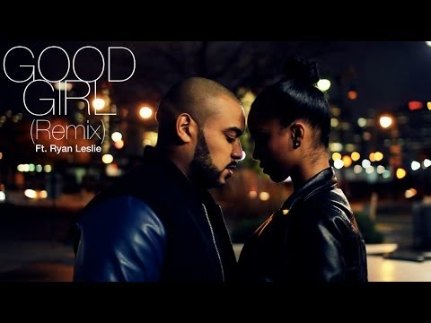 "WilliE Caba - ""Good Girl (Remix)"" Ft. Ryan Leslie (OFFICIAL MUSIC VIDEO)"