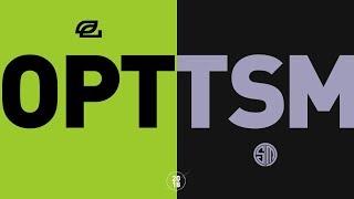 OPT vs. TSM - NA LCS Week 9 Match Highlights (Summer 2018)