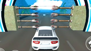 DEADLY RACE #19 SPEED Car Bumps Challenge 3d Gameplay Android IOS