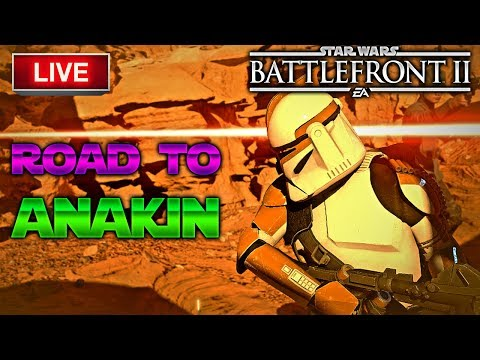 [DIRECTO/PS4] ROAD TO ANAKIN en Star Wars Battlefront 2 - Battlefront - EA - ByOscar94 thumbnail