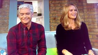 Funny tv blooper from This Morning. Hilarious.