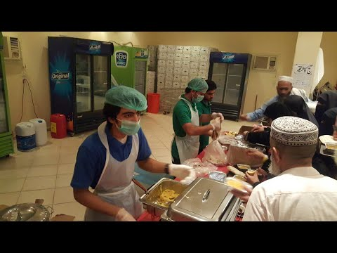 Makkah, Saudi Arabia | Food Section at Aziziah, Mecca for Pakistanis