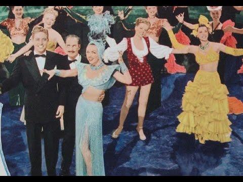 Copacabana (1947)-  Colourised version