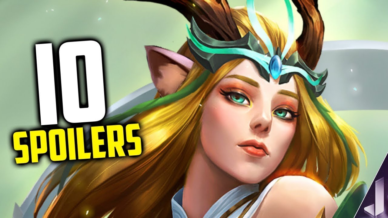 Paladins Best Champions 2020 IO Paladins New Champion All Cards & Voice Lines   Spoilers!   YouTube