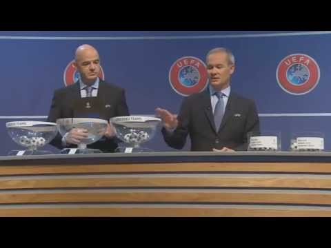 Champions League Playoffs Draw 2015-2016