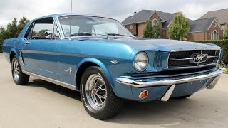 1964 1/2 Ford Mustang Coupe For Sale